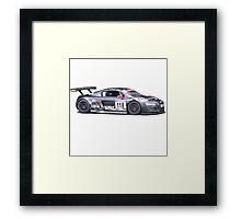 Audi R8 sport Framed Print