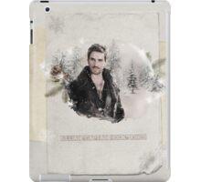 Christmas Special - Captain Hook iPad Case/Skin
