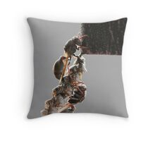 Paper Wasps Throw Pillow