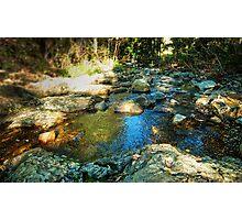 Antibidiwa Creek Photographic Print
