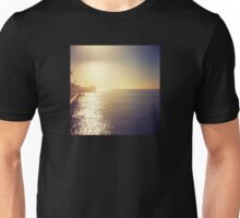 Glow of the Pier Unisex T-Shirt