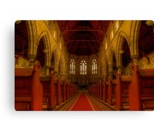 St Peters. Canvas Print