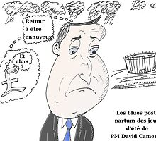 La malaise du PM David Cameron by Binary-Options