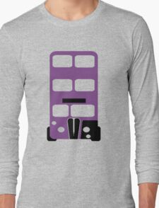 Welcome to the Knight Bus Long Sleeve T-Shirt