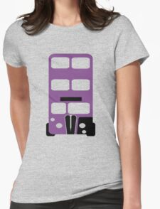 Welcome to the Knight Bus Womens Fitted T-Shirt