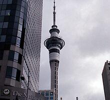 Sky Tower, Auckland by Callum Denholm
