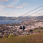 Gondola Ride at Rotorua, New Zealand. by Callum Denholm