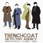 Trenchcoat Detective Agency by Paulychilds