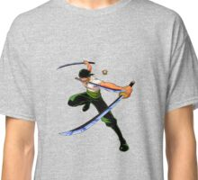 Roronoa Zoro One Piece Classic T-Shirt
