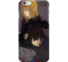 Anseo and Esper iPhone Case/Skin