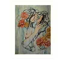 Alysha Art Print