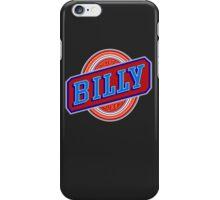 Billy beer  iPhone Case/Skin