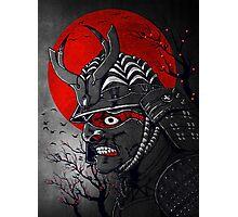 Samurai Z Photographic Print