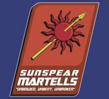 Sunspear Martells by AngryMongo