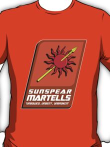 Sunspear Martells T-Shirt