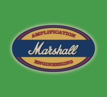 Old Oval Marshall Baby Tee
