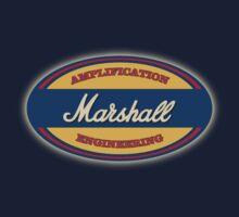 Old Oval Marshall Kids Tee