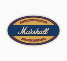 Old Oval Marshall One Piece - Short Sleeve