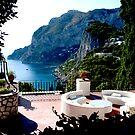 Vista Da Capri by phil decocco