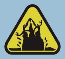 Beware of the Graboid! Kids Clothes