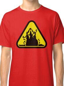 Beware of the Graboid! Classic T-Shirt