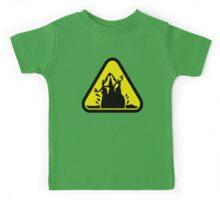 Beware of the Graboid! Kids Tee