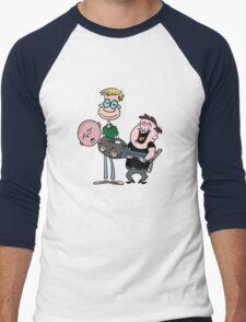 Ricky Gervais show Men's Baseball ¾ T-Shirt