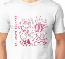 Plastics - Welcome Plastics Unisex T-Shirt
