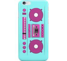 cassette player iPhone Case/Skin