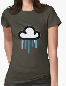 Wet By MrBisto Crew KFW© Womens Fitted T-Shirt