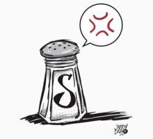 I'M SALTY!!! by SketchBravo