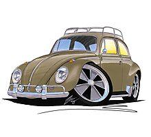 VW Beetle (Custom G) Photographic Print