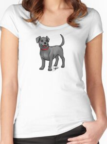 Black Lab Women's Fitted Scoop T-Shirt