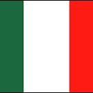 Flag of Italy by Mark Podger