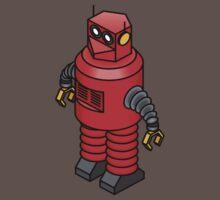 Tin toy robot Baby Tee