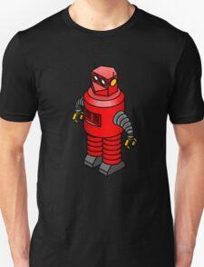 Tin toy robot Unisex T-Shirt