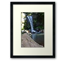 Curtis Fall Framed Print