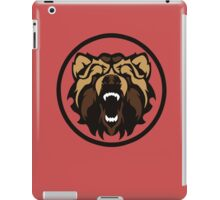bear avatar iPad Case/Skin
