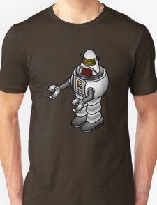 Tin toy robot T-Shirt