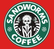 Sandworms Coffee One Piece - Short Sleeve