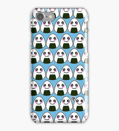 Kawaii Onigiri iPhone Case/Skin