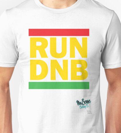 RUN DNB Design - R T-Shirt