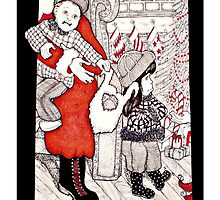 That's Not Santa by Lenora Brown