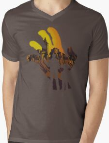 We are the walking dead. Mens V-Neck T-Shirt