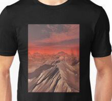 Mountains of Mars Unisex T-Shirt
