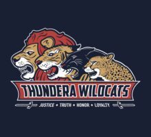 Thundera Wildcats Kids Clothes