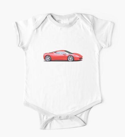 Ferrari 458 One Piece - Short Sleeve