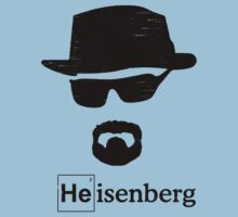 Heisenberg (Breaking Bad) by Azrael