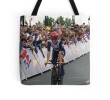 Elizabeth Armitstead Team GB - Womens Time Trial - London 2012 Tote Bag