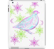 Partridge  iPad Case/Skin